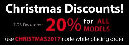 chrismas discount