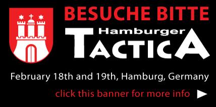 hamburger tactica 2017 wargame event